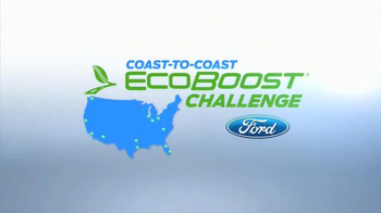 Ford EcoBoost Challenge TV Spot, 'Head-to-Head With the Fusion' - Thumbnail 4