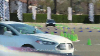 Ford EcoBoost Challenge TV Spot, 'Head-to-Head With the Fusion' - Thumbnail 6