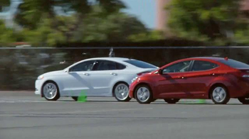 Ford EcoBoost Challenge TV Spot, 'Head-to-Head With the Fusion' - Thumbnail 8
