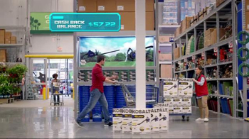 Chase Freedom TV Spot, 'Lowe's Video Game' - Thumbnail 1