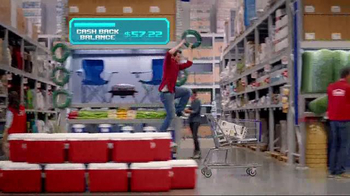 Chase Freedom TV Spot, 'Lowe's Video Game'