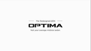2014 Kia Optima Parking Reminder TV Spot, 'Amnesia' - Thumbnail 10
