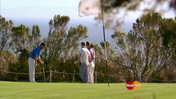MasterCard TV Spot, 'Surprise on the Green' Featuring Brandt Snedeker - Thumbnail 1