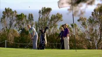 MasterCard TV Spot, 'Surprise on the Green' Featuring Brandt Snedeker - Thumbnail 6