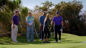 MasterCard TV Spot, 'Surprise on the Green' Featuring Brandt Snedeker - Thumbnail 7