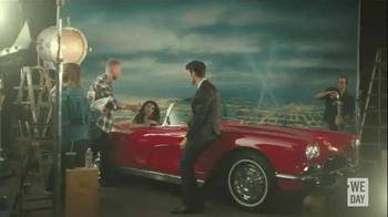 We Day TV Spot, 'Initiative' Featuring Joe Jonas and Demi Lovato - Thumbnail 1