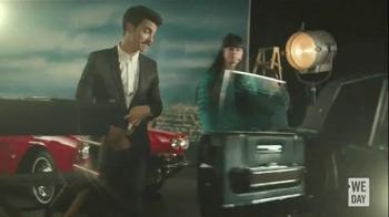 We Day TV Spot, 'Initiative' Featuring Joe Jonas and Demi Lovato - Thumbnail 2