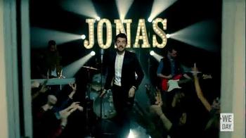 We Day TV Spot, 'Initiative' Featuring Joe Jonas and Demi Lovato - Thumbnail 5