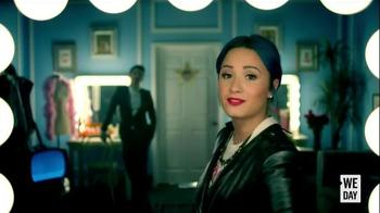 We Day TV Spot, 'Initiative' Featuring Joe Jonas and Demi Lovato - Thumbnail 9
