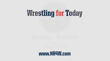 National Registry For Wrestling TV Spot, 'Celebrity Endorsements' - Thumbnail 10