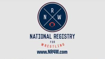 National Registry For Wrestling TV Spot, 'Celebrity Endorsements' - Thumbnail 9