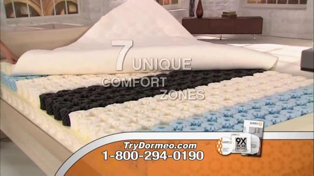 Dormeo Matras Review : Dormeo octaspring tv commercial customer reviews ispot.tv