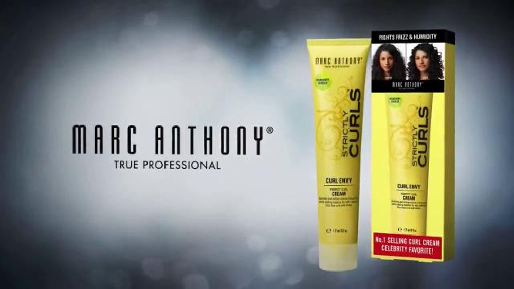 Marc Anthony Strictly Curls Curl Envy TV Spot - iSpot.tv ae57177e8e
