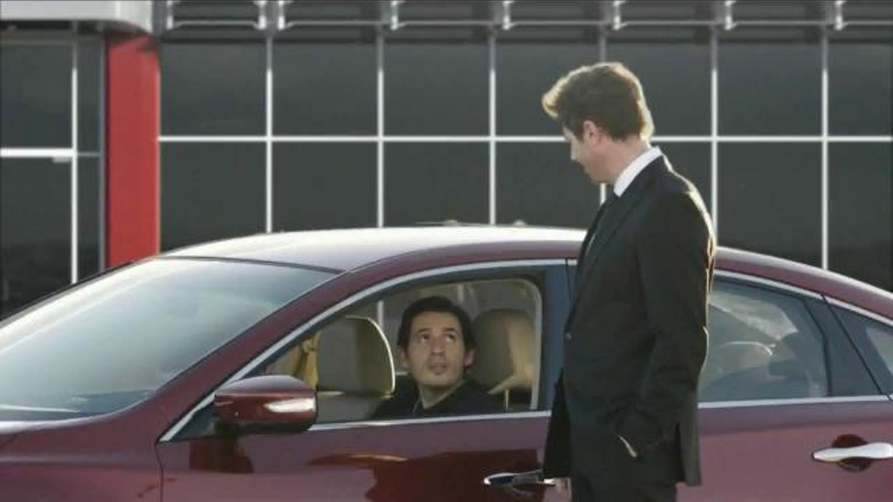 Nissan Now Event Tv Commercial Altima Features Ispot Tv