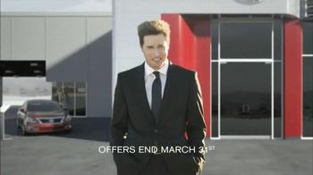 Nissan Now Event TV Spot, 'Altima Features' - Thumbnail 9