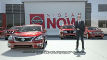 Nissan Now Event TV Spot, 'Altima Features' - 140 commercial airings