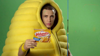 Velveeta Shells & Cheese TV Spot, \'Entourage Guy