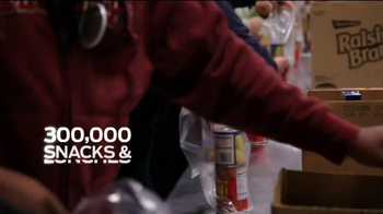 Ford Focus on Child Hunger TV Spot, 'Food Feeds Kids' - Thumbnail 5