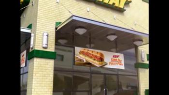 Subway Kung Pao Pulled Pork TV Spot - Thumbnail 2