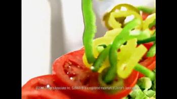 Subway Kung Pao Pulled Pork TV Spot - Thumbnail 8