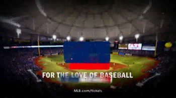 Major League Baseball Tickets TV Spot Featuring David Price - Thumbnail 7