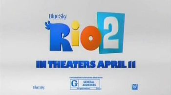 Kid Cuisine Rio 2 TV Spot - Thumbnail 10
