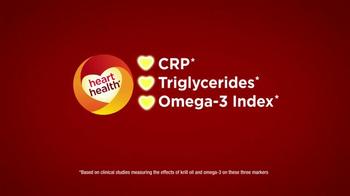 Mega Red Extra Strength TV Spot, 'Heart Health' - Thumbnail 7