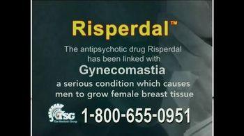 The Sentinel Group TV Spot, 'Risperdal'