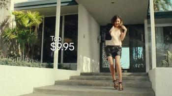 H&M Spring Fashion TV Spot Featuring Miranda Kerr, Song by Blondie - Thumbnail 4