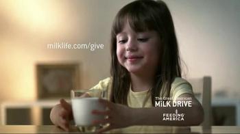 Milk Life TV Spot, 'Milk Drive' - Thumbnail 8