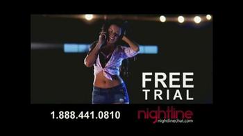 Nightline Chat TV Spot, 'Free Trial' - Thumbnail 3