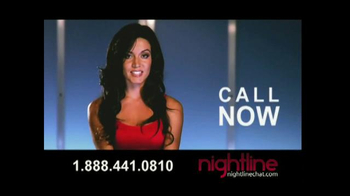 Nightline Chat TV Spot, 'Free Trial' - Thumbnail 6