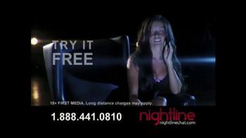 Nightline Chat TV Spot, 'Free Trial' - Thumbnail 7