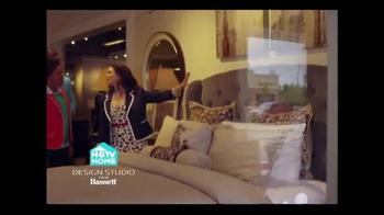 Bassett TV Spot, 'HGTV Home Design Studio' - Thumbnail 1
