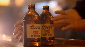 Coors Banquet TV Spot, \'The Banquet Beer\'