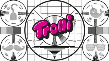 Trolli Sour Brite Crawlers TV Spot, 'Dinner Table' - Thumbnail 1