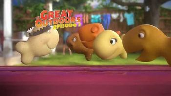 Goldfish Mac & Cheese TV Spot, 'The Great Outdoors: Cat Chase'