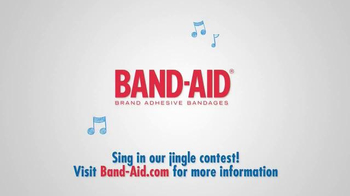 Band-Aid TV Spot, 'Hold on Tight' - Thumbnail 10