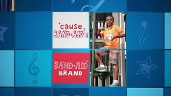 Band-Aid TV Spot, 'Hold on Tight' - Thumbnail 4