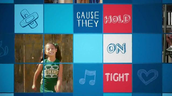 Band-Aid TV Spot, 'Hold on Tight' - Thumbnail 5