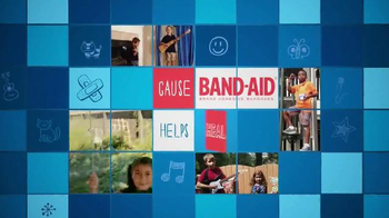 Band-Aid TV Spot, 'Hold on Tight' - Thumbnail 8