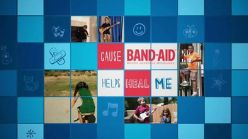 Band-Aid TV Spot, 'Hold on Tight' - Thumbnail 9