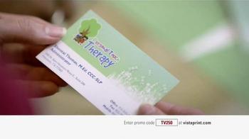 Vistaprint TV Spot, '250 Business Cards' - Thumbnail 8