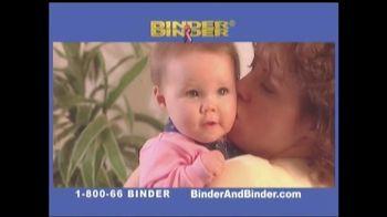 Binder and Binder TV Spot, 'Baby'