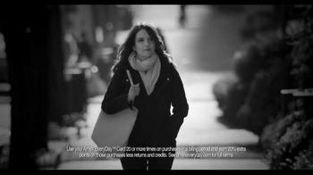 American Express EveryDay Card TV Spot, 'A Yogurt Facial' Feat. Tina Fey - Thumbnail 7