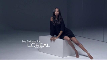 L'Oreal Paris True Match TV Spot Featuring Zoe Saldana - Thumbnail 1