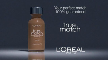 L'Oreal Paris True Match TV Spot Featuring Zoe Saldana - Thumbnail 9