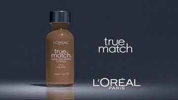 L'Oreal Paris True Match TV Spot Featuring Zoe Saldana - Thumbnail 4