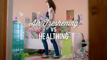 Lysol Disinfectant Spray TV Spot, 'Air Freshening' - Thumbnail 1