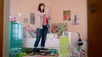 Lysol Disinfectant Spray TV Spot, 'Air Freshening' - Thumbnail 2